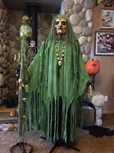 Halloween Costume Feet