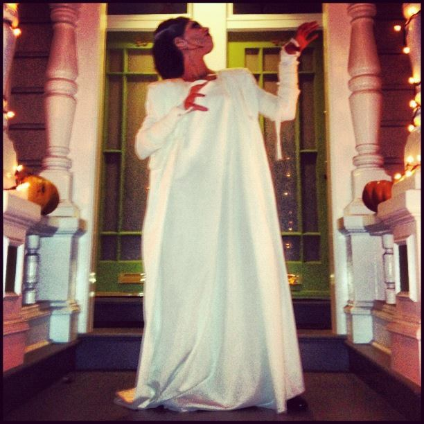 Bride of frankenstein costume tutorial thriller brideg solutioingenieria Image collections