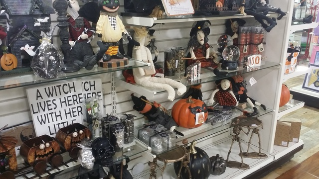 Thread Home Goods Halloween 2015