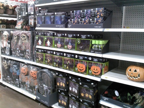 2013 Halloween Mdse Sightings in Stores - Page 62