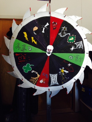 tempt your fate spin the wheel of misfortune