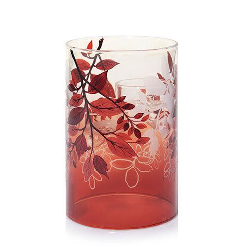 yc crimson autumnjpg - Halloween Candle