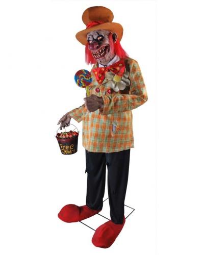 WANTED Spirit Halloween uncle Charlie clown