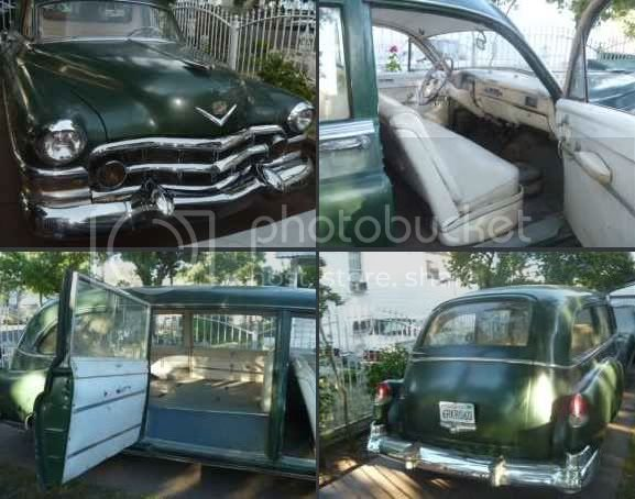 Looking for an old hearse  Seriously! | Halloween Forum