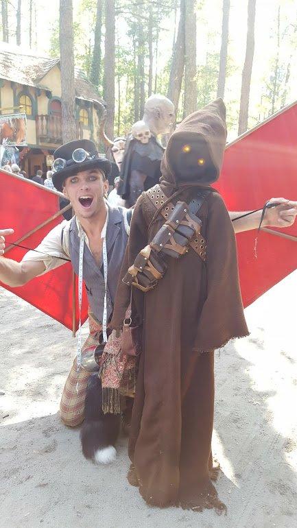 How to Make a Jawa Costume   Halloween Forum