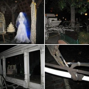 Mansion Hearse photos