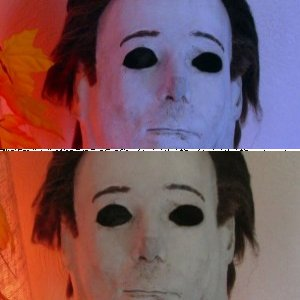"Halloween IV ""Stunt Mask"" Replica by Mike G./AllHallowsGhost"
