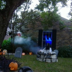 Fantastic Haunted Rocking Chair The Motor Was Attached To A Small Machost Co Dining Chair Design Ideas Machostcouk