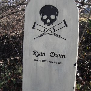 RIP Ryan Dunn.. You will be missed