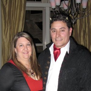 Larry and Pam Halloween Party 2011