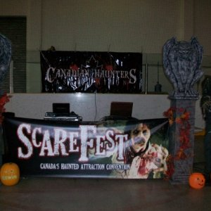 Scarefest  July 2012-Thornhill ON