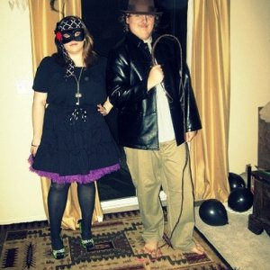 Brother and I, Halloween 2010