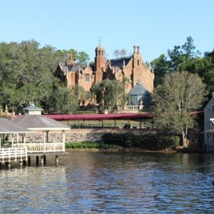 Disney Haunted Mansion