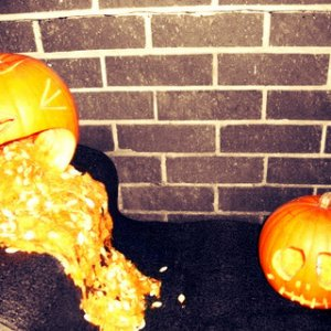 Pucking Pumpkin & Jack Skellington x