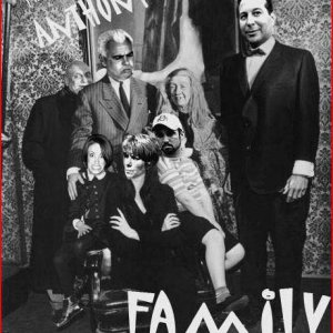 LOL, the adams family!! Forgot I had this. I'll print it out and give it a frame of it's own.
