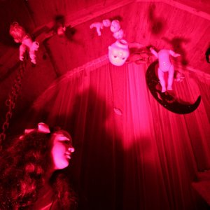Haunted Woods China Doll Room
