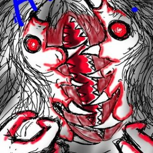 Latest art from my 3DS comic, I think it just got creepier!