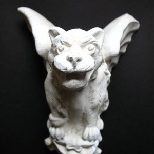 Gargoyle wall decor