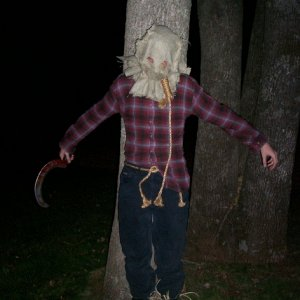 One of my creepier costumes