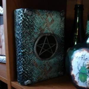 witch book  another Secret Reaper gift