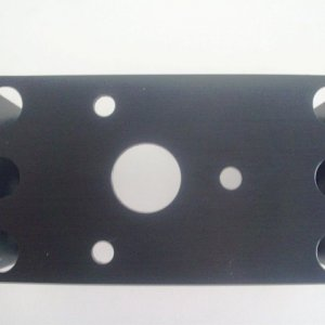 Haunted Parts Wiper Motor Bracket