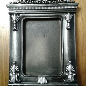 Goodwill frame - After