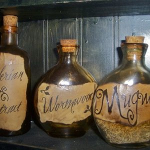 More Potion Bottles