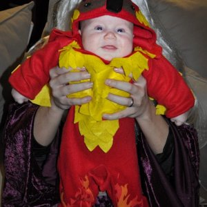 little fawkes