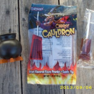 CVS cauldron candy