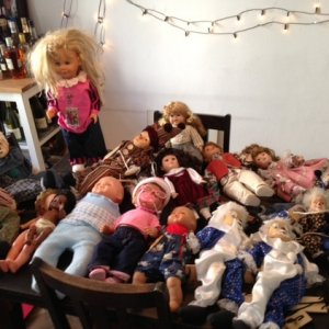 What to do...I think I'm in over my head with these dolls....