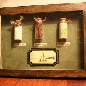 Witches Shadow Box