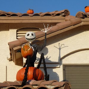 Jack Skellington, NBC