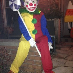 Kreepy the clown