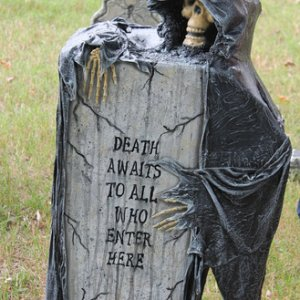 new tombstone