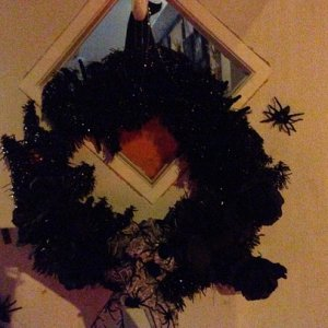 wreath Hilda made me one reaper year