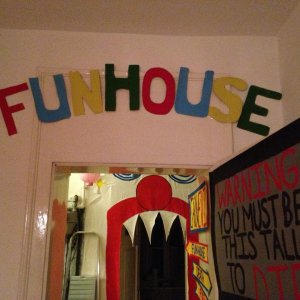 Funhouse Entry