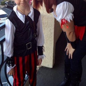 caden and amy pirate 2