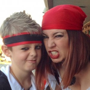 caden & Amy Pirate