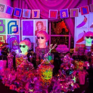 cAndy Warhol buffet