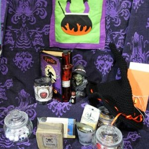 My gifts for The Red Hallows