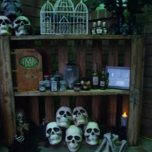 Witches Pantry