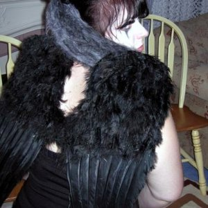 My Angel of Death costume