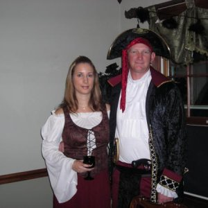 Halloween 07 Steve and Karen 3