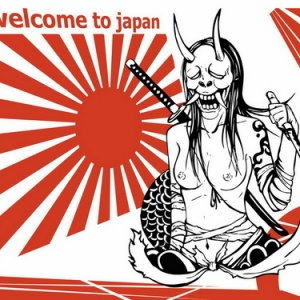 welcome to japan 2 by scary PANDA