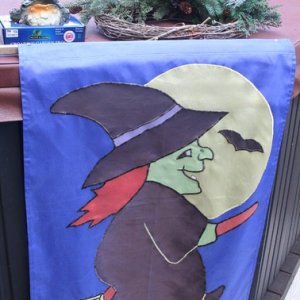 witch flag