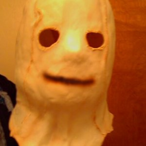The Strangers Welcome Home Mask.