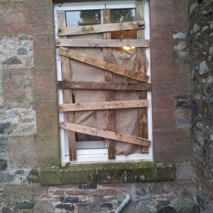 pallet boards for windows