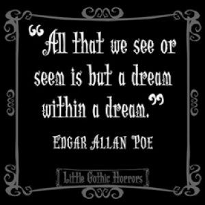 Poe Dream Quote