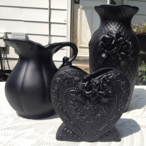 Altered Victorian Vases 3