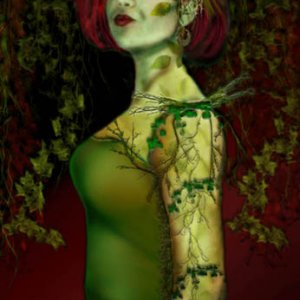 Random Poison Ivy (My cuz modeled for this one)